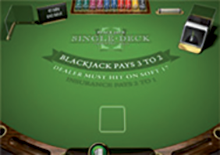 Single Deck Blackjack Pro Series
